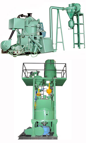 Liquid Resin Sand Coating Plant