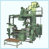 Fully automatic Four Station Shell Molding machine